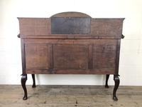 Early 20th Century Antique Oak Sideboard (9 of 13)