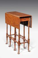 "George III Style Mahogany ""Spider-leg"" Table c.1890 (5 of 5)"
