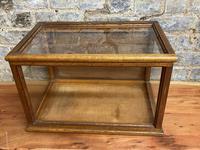 Counter Top Wooden Flip Display Cabinet (3 of 3)