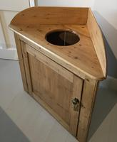 Floor Standing Corner Cupboard (4 of 8)