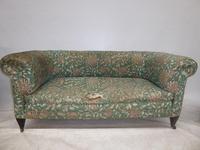 19th Century Chesterfield Sofa
