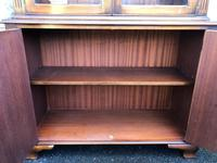 Burr Walnut Library Bookcase by Maple (9 of 10)