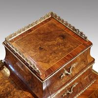Victorian Walnut Desk (3 of 15)