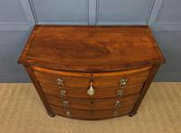 Regency Inlaid Mahogany Chest of Drawers (15 of 18)