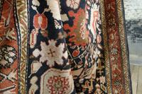 Extremely Long Early 20th Century Kuba Kelleh Corridor Carpet - Rug (4 of 11)