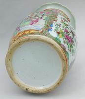 Good Large 19th Century Chinese Famille Rose Vase (12 of 12)