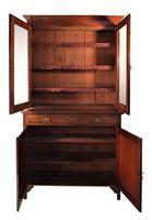 Glazed Mahogany Bookcase (5 of 8)