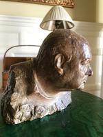 Rare Sir Winston Churchill Marquette (2 of 4)