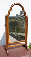 19th Century Victorian Queen Anne Style Dressing Table Mirror (9 of 18)