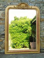 Beautiful Antique French Gilt Mirror (3 of 8)