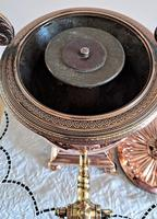 Antique English Late Georgian Copper Tea Urn / Samovar (14 of 16)