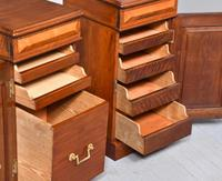 Pair of Victorian Mahogany Bedside Cabinets (5 of 9)