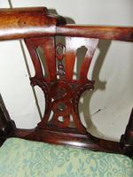Georgian Walnut Corner Chair (3 of 7)