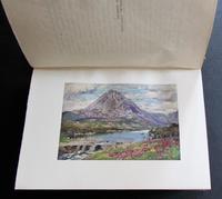 1916 Ireland by A. Heaton Cooper & Frank Mathew.   A &  C Black Publication (4 of 5)