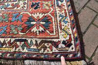 Good antique Luri carpet 250x156cm (6 of 10)