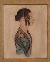 Watercolour of a Lady (2 of 2)
