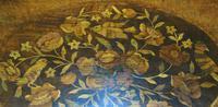 Good Dutch Marquetry Walnut & Kingwood Inlaid Table (5 of 11)