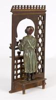 Franz Xavier Bergmann Austria Cold-painted Bronze Coffee Vendor Inkwell Figure (21 of 24)