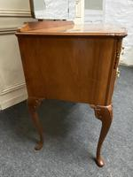 Quality Burr Walnut Dressing Table (16 of 20)