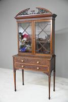 Chippendale Style Mahogany Cabinet 8937508 (12 of 13)