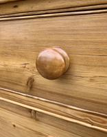 Antique Pine Chest of Drawers (8 of 17)