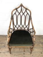 Vintage Angraves Bamboo Armchair (3 of 12)