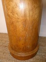 19th Century Cylindrical Cupboard (6 of 7)