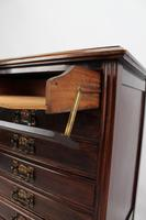 Antique Edwardian Music Chest / Music Cabinet (12 of 13)