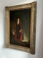 19th Century Oil on Canvas after Sir Thomas Lawrence (2 of 4)