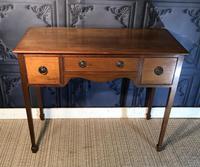 Mahogany Hall Table (4 of 8)