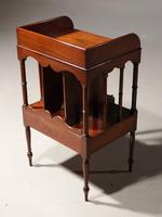 An Attractive Regency Period Folio Music Stand (5 of 5)