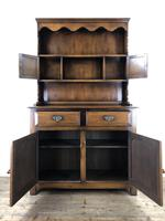 Quality Late 20th Century Oak Cottage Welsh Dresser (12 of 15)