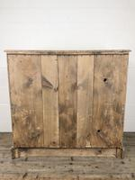 Victorian Antique Pine Chest of Drawers (6 of 10)