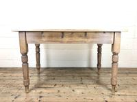 Rustic Pine Kitchen Table (8 of 10)