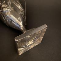 Silver Georgian Pedestal Creamer (4 of 5)