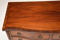 Antique Mahogany Sideboard / Server Table (11 of 11)