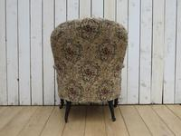 Antique Napoleon III Armchair (6 of 8)