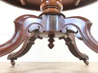 Antique Mahogany Centre Table (9 of 11)