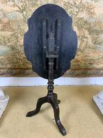 19th Century Chinoiserie Style Occasional Table (5 of 6)