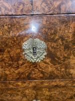 Figured  Louis Philippe Commode (4 of 7)