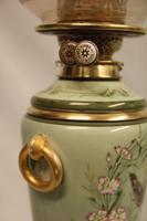 Antique Victorian Vase Lamp (8 of 10)