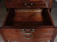 George III Mahogany Tray-top Bedside Commode (5 of 8)