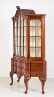 Superb Walnut Dutch Display Cabinet (4 of 11)