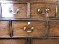 Antique Welsh Oak Press Cupboard (6 of 10)