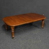 Victorian Mahogany Extending Table (7 of 9)