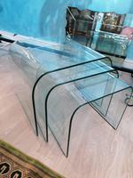 Ponte Fiam Coffee Table, Set of Three Tables (5 of 7)