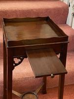 Chippendale Period Mahogany Urn Stand (2 of 4)