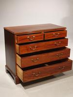 Good George III Mahogany Chest of Drawers (3 of 4)