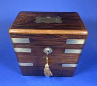 Victorian Rosewood Medicine Box (2 of 15)