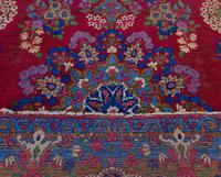 Antique Persian Kerman Rug (14 of 16)